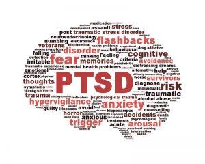 posttraumatisk stress disorder